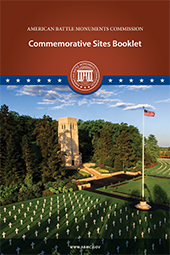 Cover of Commemorative Sites Booklet