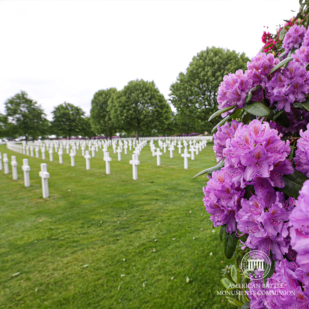 Memorial Day 2020 at Netherlands American Cemetery