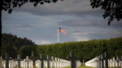 Epinal American Cemetery EPAC ©ABMC-Warrick Page