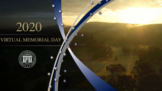 WWII Memorial Day virtual ceremony