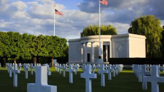 St. Mihiel American Cemetery - ABMC-Warrick Page
