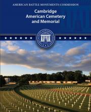 Cambridge American Cemetery and Memorial (2019 booklet)