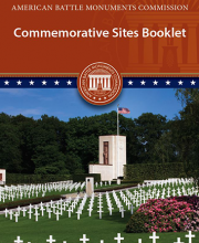 ABMC Commemorative Sites Booklet (thumbnail)