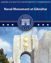 Naval Monument at Gibraltar brochure