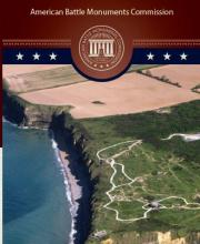 Cover of Pointe du Hoc Brochure in English