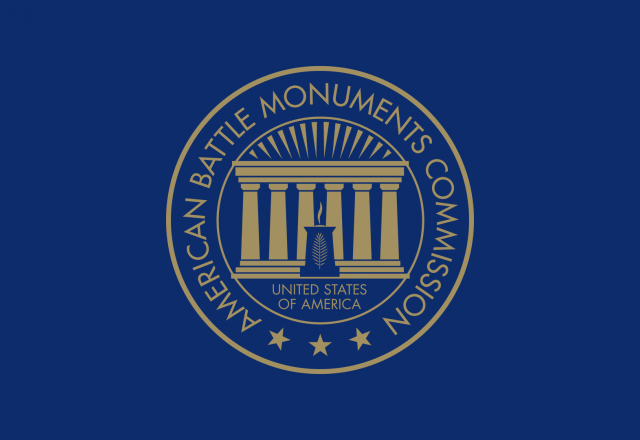 American Battle Monuments Commission's seal