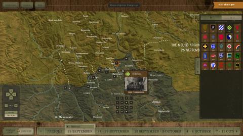 The Meuse-Argonne Offensive, a World War I Online